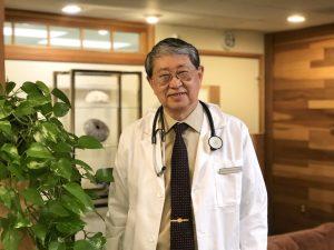 Dr. Kenneth Matsumura of the Berkeley Institute International